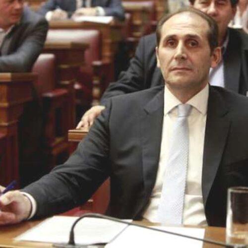 """Απ. Βεσυρόπουλος: """"Ο στόχος της κυβέρνησης είναι να διασωθούν οι επιχειρήσεις και οι θέσεις εργασίας"""""""