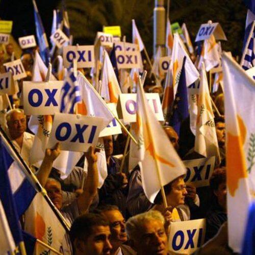 Σαν σήμερα το συντριπτικό «όχι» του λαού της Κύπρου στο σχέδιο Ανάν