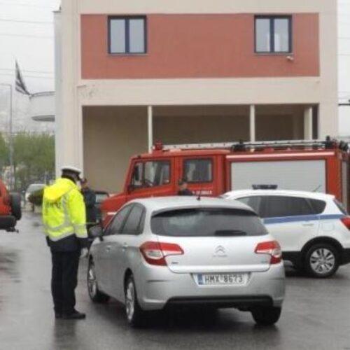 Κορονοϊός: Έλεγχοι στην ευρύτερη περιοχή της Βέροιας για παράνομες μετακινήσεις