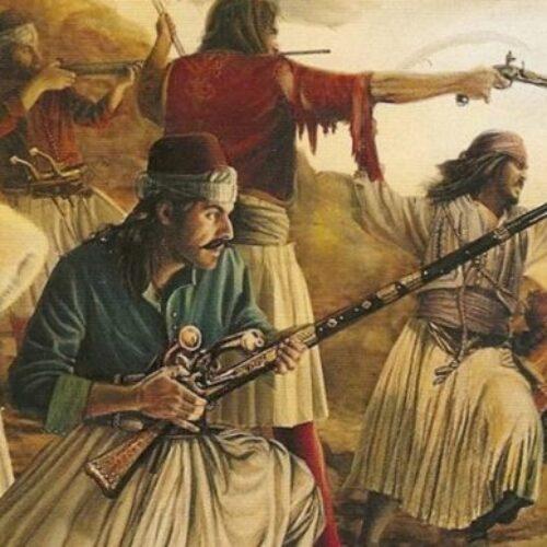 """Γιώργης Έξαρχος """"Κλέφτες και αρματολοί κατά της Οθωμανοκρατίας - Η διαχρονική παρουσία Ελληνόβλαχων επαναστατών"""""""