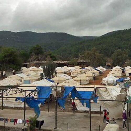 Θετικό κρούσμα στη δομή προσφύγων στη Μαλακάσα
