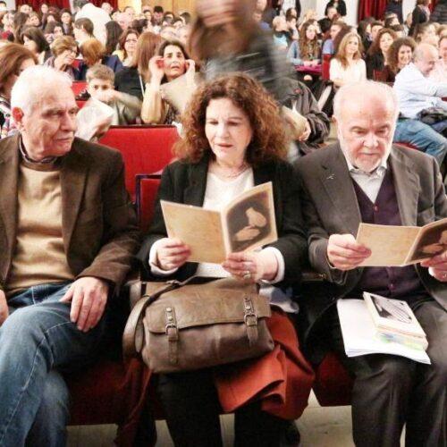 Μιχάλης Γκανάς – Θανάσης Μαρκόπουλος. Δρόμοι της φιλίας και δρόμοι της ποίησης