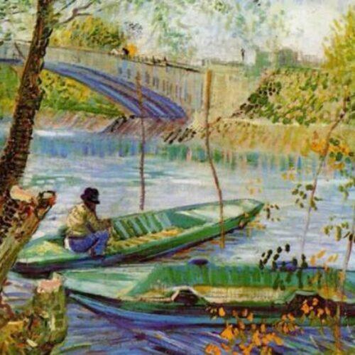 Η άνοιξη με τον χρωστήρα του Vincent van Gogh