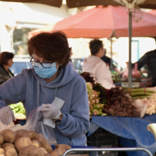 Δήμος Βέροιας: Νέες ρυθμίσεις για την λειτουργία των Λαϊκών Αγορών λόγω κορωνοϊού