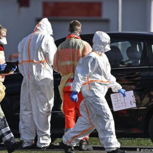 Κορωνοϊός - Γερμανία: Ξεπέρασαν τους 6.000 οι νεκροί - Ενισχύεται η ανησυχία για την χαλάρωση των μέτρων