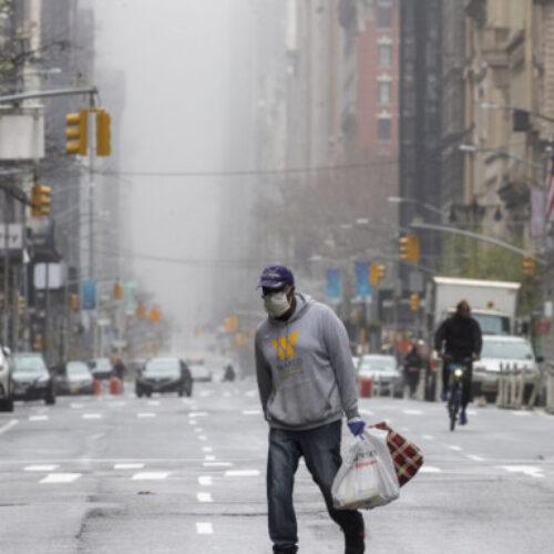Κορωνοϊός - Νέα Υόρκη: Η φονικότερη ημέρα με 562 νέους θανάτους - Έκκληση για βοήθεια