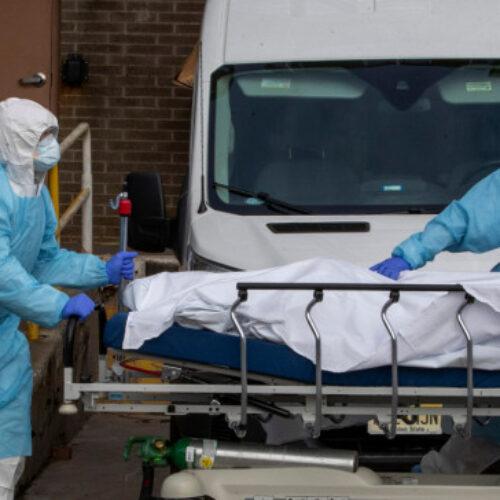 Κορωνοϊός - ΗΠΑ: Τώρα ξεκινά η τραγωδία - Περίπου 1200 νεκροί σε μία μέρα, παγκόσμιο δραματικό ρεκόρ
