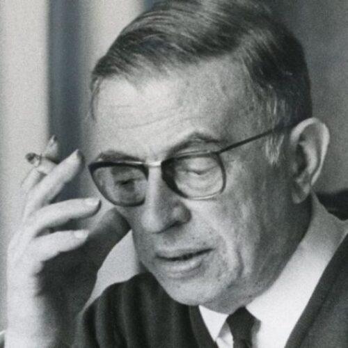 """""""Με τον τρόπο του Jean-Paul Sartre"""" γράφει ο Δημήτρης Αθανασιάδης"""
