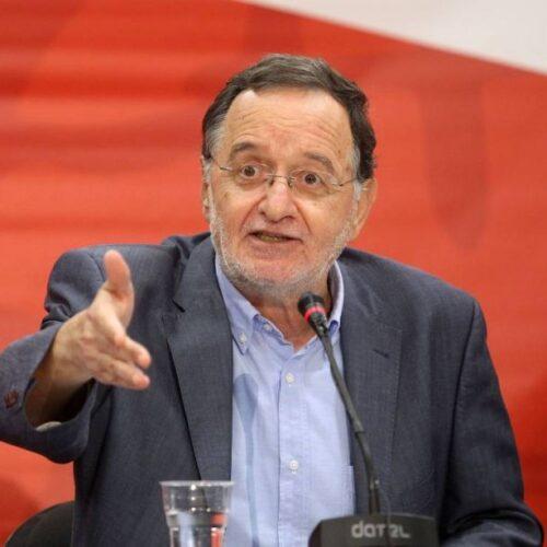 Το ΚΚΕ καταδικάζει την κλήση σε απολογία του Παναγιώτη Λαφαζάνη