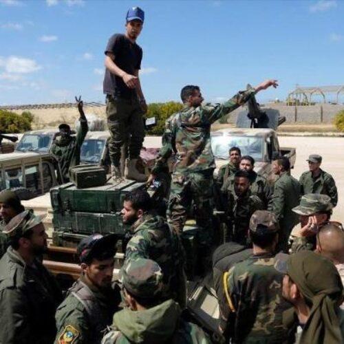 Λιβύη: Οπισθοχώρηση για τον Χάφταρ - Χάνει τον έλεγχο των δυτικών ακτών