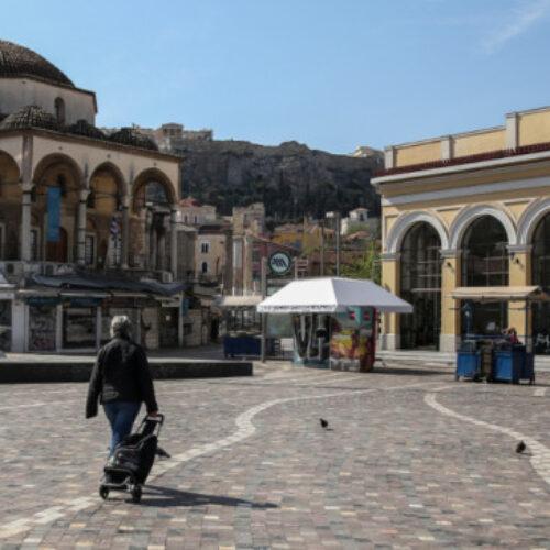 Time για κορωνοϊό: Έτσι τα κατάφερε η Ελλάδα