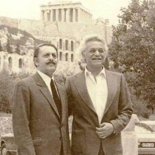 """""""Μια νύχτα στην Ακρόπολη…"""" (με αφορμή τον θάνατο του Μαν. Γλέζου) γράφει ο Νίκος Μπογιόπουλος"""