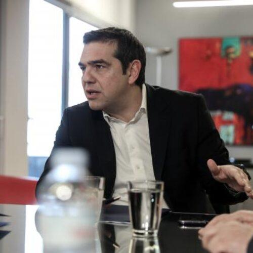 Ο Αλέξης Τσίπρας για απόσυρση voucher: Ομολογία αποτυχίας και ενοχής για την κυβέρνηση