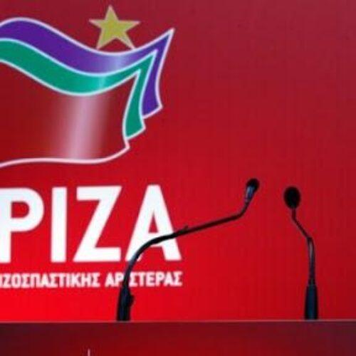 """ΣΥΡΙΖΑ για διάγγελμα: """"Μείγμα υποκρισίας, αυταρέσκειας και αλαζονείας"""""""