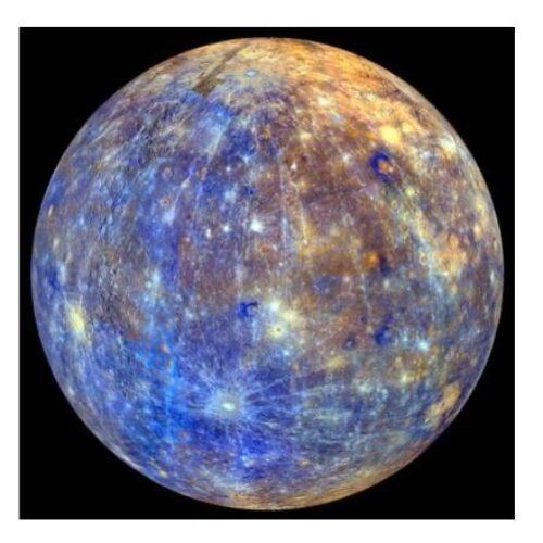 Εντυπωσιάζει η πανοραμική έγχρωμη εικόνα του πλανήτη Ερμή (video)
