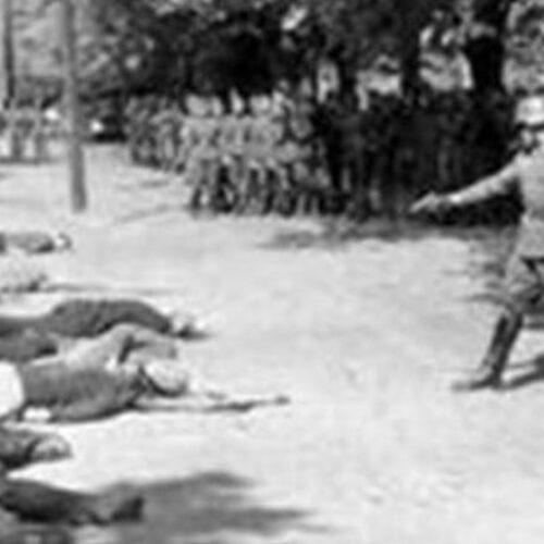 H αιματοβαμμένη Πρωτομαγιά του 1944: Η δολοφονία από τους ναζί 200 Ελλήνων κομμουνιστών - Η αυτοθυσία Σουκατζίδη