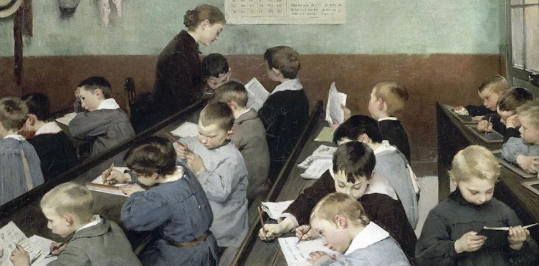 """""""Τα σχολεία ανοίγουν. Οι σπουργίτες σου χτυπούν τα φτερά τους"""" γράφει η Σοφία Παυλίδου"""