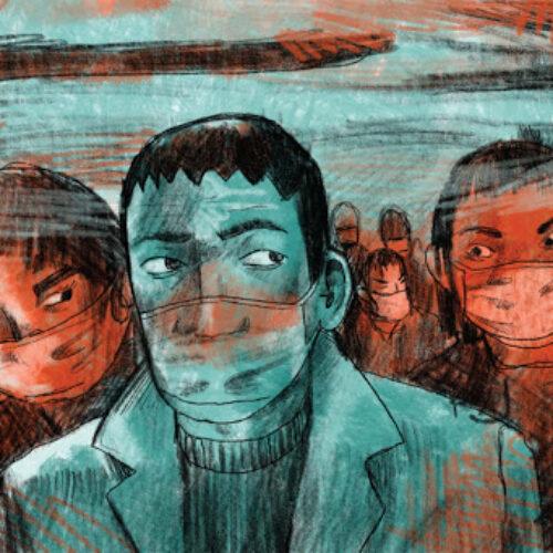 """H αλήθεια στο απόσπασμα - Πώς η πανδημία ενώνει τους αρνητές της πραγματικότητας"" γράφει ο Γιώργος Αλοίμονος"
