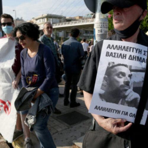 Δεκτό το αίτημα του Βασίλη Δημάκη - Μεταφέρεται στις ανδρικές φυλακές Κορυδαλλού