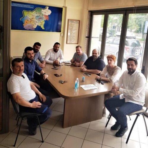 Τάσος Μπαρτζώκας: Άμεση ανάγκη η ενίσχυση της αστυνόμευσης στην περιοχή της Αλεξάνδρειας και στην ευρύτερη Ημαθία