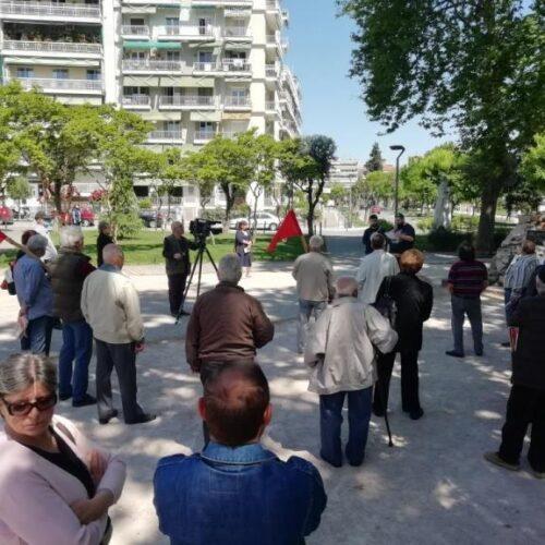 Εκδήλωση ΠΕΑΕΑ-ΔΣΕ Βέροιας για τα 75 χρόνια από την αντιφασιστική νίκη των λαών
