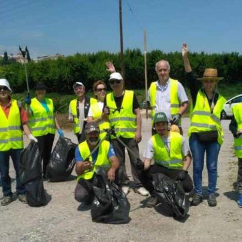 """""""Εθελοντές για την καθαριότητα"""": Πολύ σκουπίδι σήμερα στην Βέροια - Τα είδαμε όλα!"""
