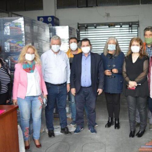 Περιφέρεια: Δωρεάν γεύματα σε 1.767 δικαιούχους της Ημαθίας