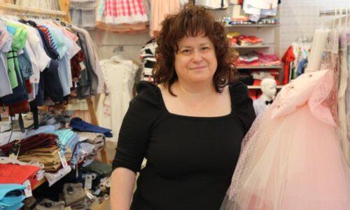 """Αθηνά Πλιάτσικα Τσιπουρίδου: """"Τα μαγαζιά άνοιξαν, ο Εμπορικός Κόσμος όμως αντιμετωπίζει προβλήματα"""""""