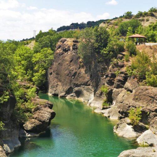 """Λία Μάγειρα """"Οδοιπορικό στη Βόρεια Πίνδο: Οι Πύλες του Ποταμού Βενέτικου - Ακολουθώντας τα χνάρια του Βουκεφάλα""""(5)"""