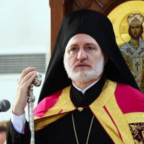 Αρχιεπίσκοπος Αμερικής: «Όταν τέτοια βία ασκείται από αυτούς που έχουν εξουσία, οφείλουμε να μη μένουμε σιωπηλοί»