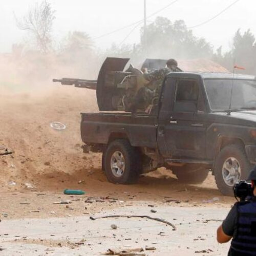 """""""Βόμβα"""" από New York Times: Απόλυτη ανατροπή στη Λιβύη - Η Τουρκία """"βγάζει βασιλιά"""""""