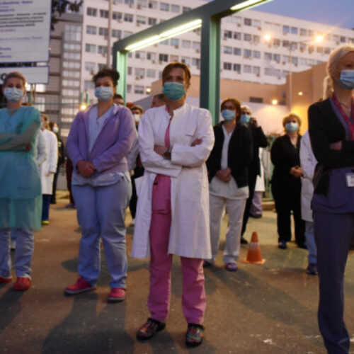 """Συναγερμός στις αρχές: Μετά το ΑΧΕΠΑ, βρέθηκαν ασυμπτωματικοί ασθενείς και στο """"Αλεξάνδρα"""""""