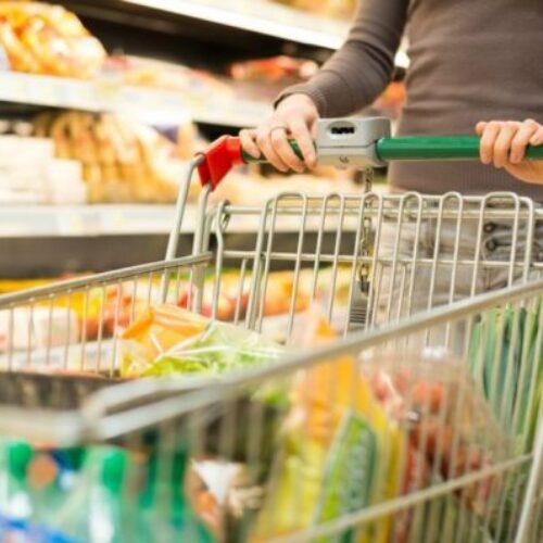 Σούπερ μάρκετ: Πωλήσεις ύψους 1,7 δισ. ευρώ σε 12 εβδομάδες