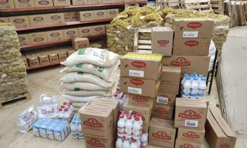 Π.Ε. Ημαθίας: Διανομή ξηρών τροφίμων στους τρεις Δήμους - Το πρόγραμμα και τα σημεία διανομής