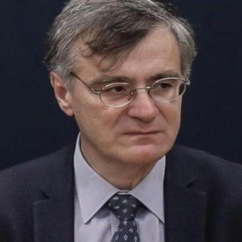"""""""Μπορώ ακόμη να κλαίω και να τραγουδάω"""" - Βουρκωμένος ο Σωτήρης Τσιόδρας στο αντίο από τις καθημερινές ενημερώσεις"""