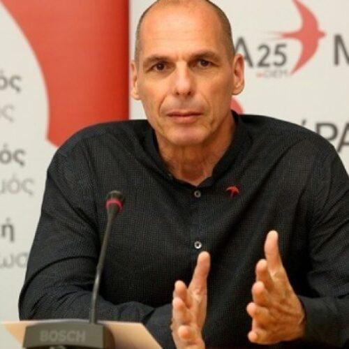 Γιάνης Βαρουφάκης: Η ολιγαρχία της Ελλάδας είναι πιο ανήθικη και διεφθαρμένη από την ολιγαρχία του Βορρά