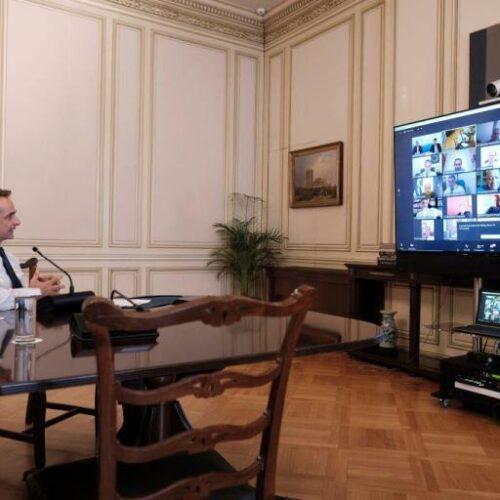ΔΕΕΠ Ημαθίας: Με τη συμμετοχή του Πρωθυπουργού ψηφιακή διάσκεψη των προέδρων οργανώσεων του κόμματος