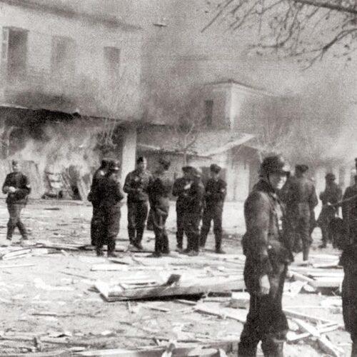 Η σφαγή στο Δίστομο, 10 Ιουνίου 1944 - Αντί μνημοσύνου