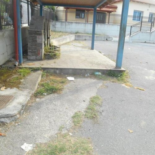 Η Αφροντισιά Μικρών και Μεγάλων στα κεντρικά σημεία Γιαννακοχωρίου