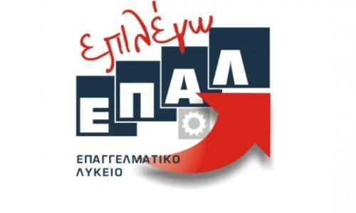 Οι εγγραφές στο Εσπερινό ΕΠΑΛ Βέροιας - Τομείς και ειδικότητες