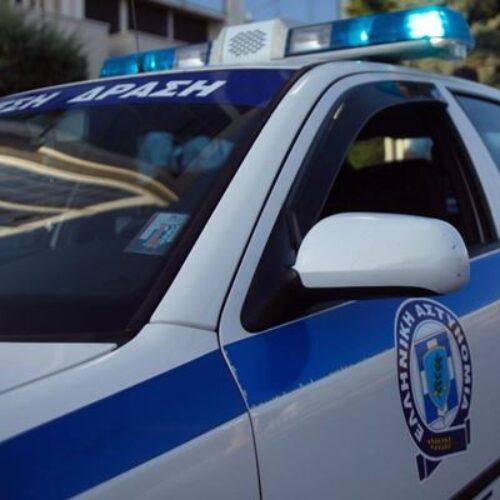 Σύλληψη για καταδικαστική απόφαση και δικογραφία για κλοπή στην Ημαθία