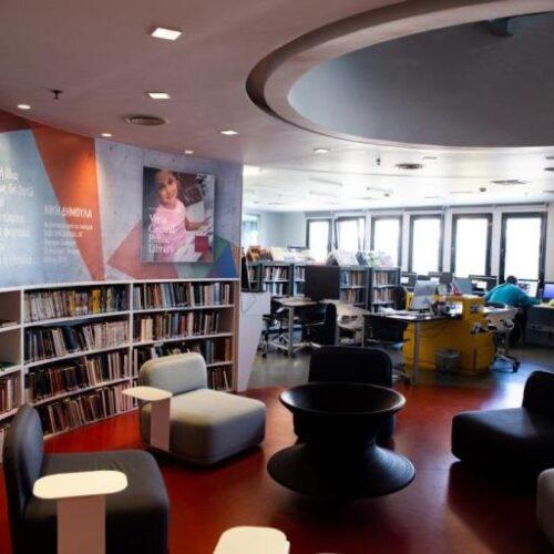 Πλήρες ωράριο λειτουργίας για τη Δημόσια Βιβλιοθήκη της Βέροιας