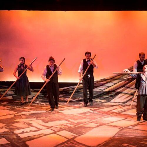 """""""Το Θεσσαλικό Θέατρο ανθίζει"""" - Αναφορά της Καλλιτεχνικής Διευθύντριας Κυριακής Σπανού σε άρθρο του Γιάννη Καμπούρη"""