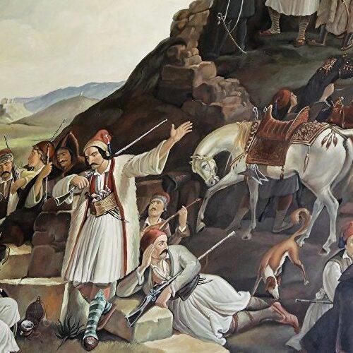 """""""Το χρέος μας για το 1821"""" γράφει ο Ηλίας Ανδριόπουλος"""
