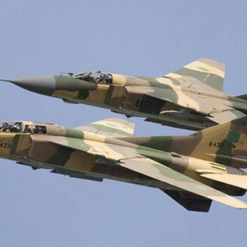 Λιβύη - Ο Χαφτάρ αντεπιτίθεται: Η αεροπορία του σφυροκοπά τους Τούρκους μισθοφόρους (Photos)