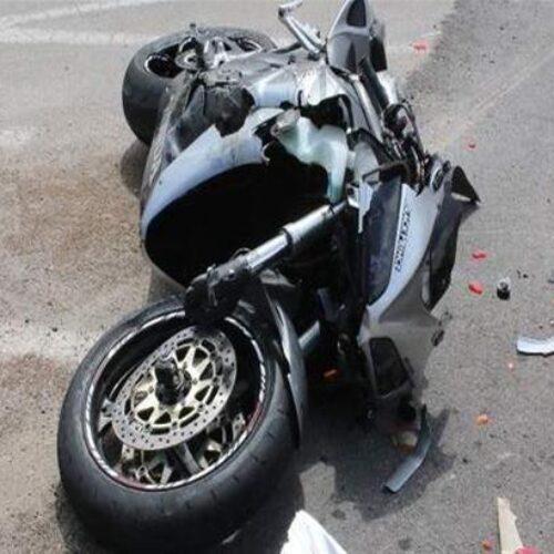 Μοτοσικλέτα προσέκρουσε σε στηθαίο - Θανάσιμος τραυματισμός του 22χρονου οδηγού