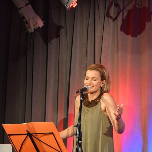 Ευρωπαϊκή Γιορτή της Μουσικής, Κυριακή 21 Ιουνίου  - Η Βέροια συμμετέχει με τη Μάγδα Πένσου