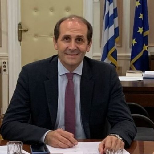 Απ. Βεσυρόπουλος: «Νέα σελίδα για την ελληνική οικονομία με τα 32 δις ευρώ του Ταμείου Ανάκαμψης»