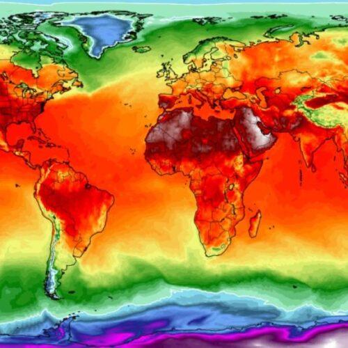 Έσπασε κάθε ρεκόρ η μέση θερμοκρασία τον Μάιο – Η υψηλότερη των τελευταίων 141 ετών!