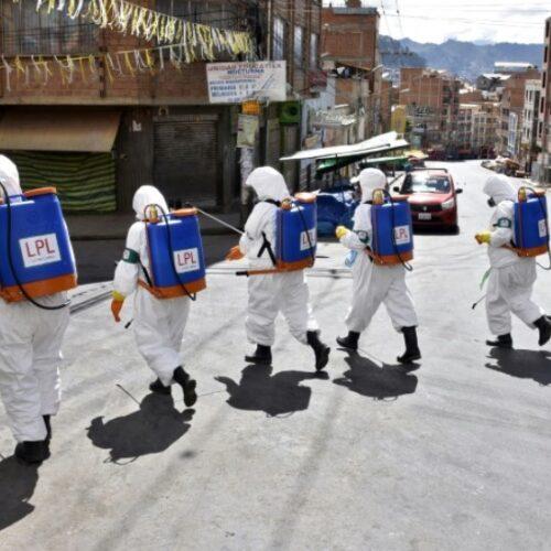 Κορωνοϊός - Βολιβία: Οι αρχές περισυνέλεξαν εκατοντάδες πτώματα από σπίτια και δρόμους